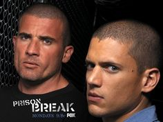Michael & Linc - prison-break