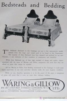 bedsteads.beddng catalogo de dormitorios del os años 20 ver foto adicional - Foto 2