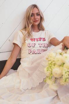 Bridal 2021 is LIVE !! Shop the collection at www.shopriffraff.com & find the perfection pieces for the bride in your life #bridal #wedding #bride #wifey Live Shop, Wedding Bride, Wedding Dresses, Wedding Season, Big Day, Graphic Tees, Flower Girl Dresses, Seasons, Bridal