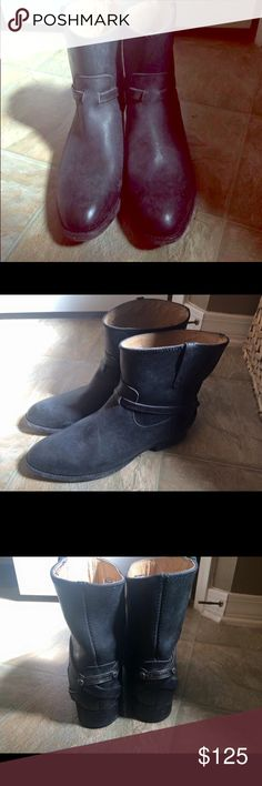 Frye Women's Boots Frye Boots only worn once! Super cute! Frye Shoes Ankle Boots & Booties