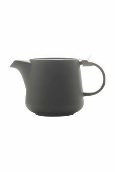 Maxwell Williams Tint Teapot, Charcoal | BHS
