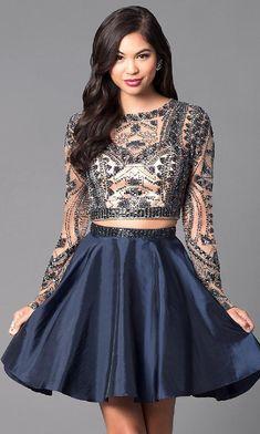 5d1cecc5132 7 Best Long sleeve short dress images