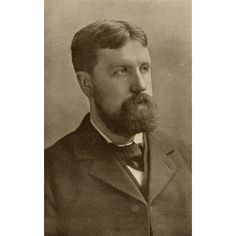Samuel Rutherford Crockett 1859-1914 Scottish Novelist From The Book The Masterpiece Library Of Short Stories Scottish Volume 10 Canvas Art - Ken Welsh Design Pics (12 x 19)