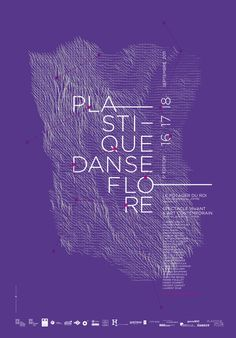 Plastique Danse Flore by Chevalvert, 2011, France maybeitsgreat: tumblr | facebook