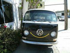 VW smile:) #VW #car #VWBUS #bus