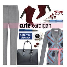 Fall Work Wear: Cardigan Outfit Ideas