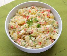 Romanian Food, Potato Salad, Potatoes, Ethnic Recipes, Kitchens, Salads, Zucchini, Potato, Kitchen