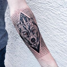 Tatuagens geométricas – Por Jessica Kinzer | The Hype BR