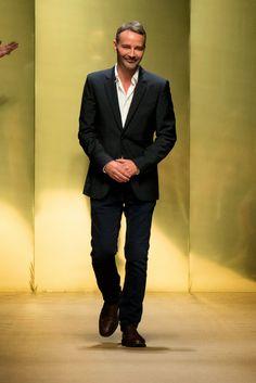Más vestidos para ti: Guy Laroche Paris Fashion Week Primavera Verano 20...