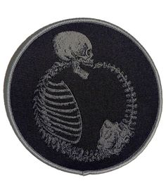 'Human Ouroboros' Patch CELLDETH