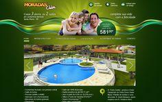 HotSite Moradas Clube, para Capamax/Rodobens