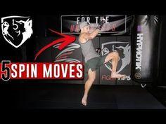 5 Spinning Attacks (and Set-ups) for MMA Best Martial Arts, Martial Arts Styles, Martial Arts Training, Mixed Martial Arts, Taekwondo Belt Display, Taekwondo Belts, Muay Thai Techniques, Martial Arts Techniques, Boxing Techniques