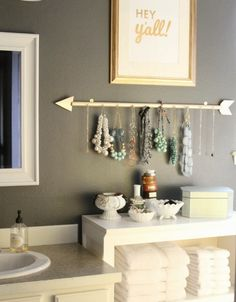 Diy Bathroom Idea On A Budget. 20 Diy Bathroom Idea On A Budget. 26 Best Diy Bathroom Ideas and Designs for 2020 Diy Bathroom Decor, Bath Decor, Bedroom Decor, Bathroom Storage, Bathroom Interior, Bathroom Hacks, Bathroom Furniture, Budget Bathroom, Kids Bedroom