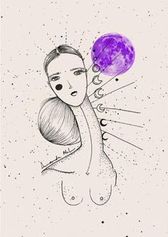 menina de fases - Amanda Mol | Loja