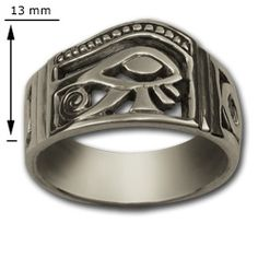 Love this ring - anything Egyptian just thrills me!