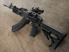 Cugir assault rifle, cal. 7,62 mm