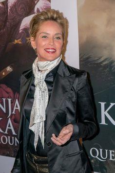 Sharon Stone Photos: 'Kurmanjan Datka Queen of the Mountains' Screening