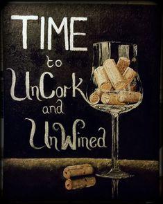 time to unwined #WineTasting