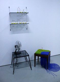 Installation Robert Birch Gallery - 129 Tecumseth St, Toronto, ON Jared Prince