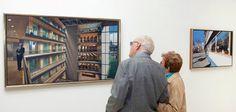 Pesquisa comprova que o contato com a arte faz bem para doentes de Alzheimerobras de arte