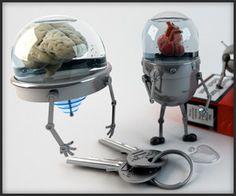 Concept: Little Robots