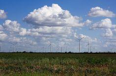 風力發電在德州 Wind power in Texas