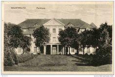 Neustrelitz - Parkhaus