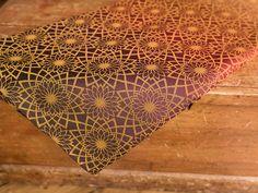 Oscha Slings - Hanabira Golden Russet Baby Woven Wrap