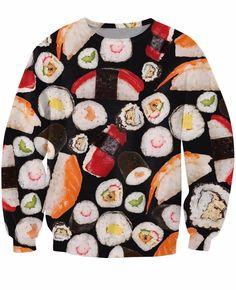 Sushis / Sweatshirt / Becray.com