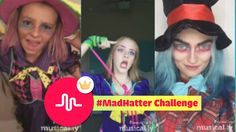 ★ #MadHatterChallenger Musical.lys Compilation ★