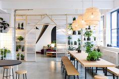 Space10 - Le nouveau pôle de recherche d'IKEA                                                                                                                                                                                 More