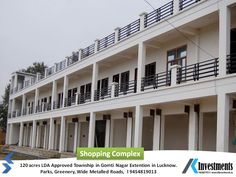 Plots in Lucknow on EMI Basis Gomti Nagar