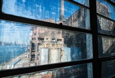 In Images: The Domino Sugar Factory's Beautiful Decline