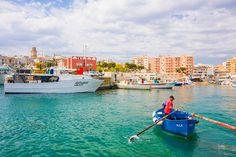 Boat, Italia, Dinghy, Boats, Ship