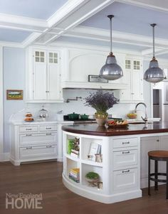 good layout and love the coffered ceiling