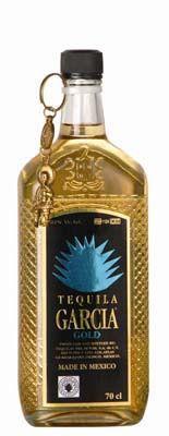 Garcia Gold Premium Tequila