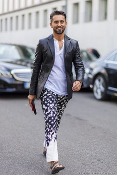 Simone Marchetti // Streetstyle Inspiration for Men! #WORMLAND Men's Fashion