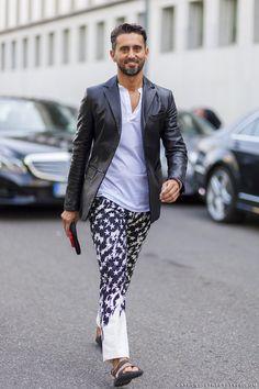 Simone Marchetti // Streetstyle Inspiration for Men! #WORMLAND Men's Fashion