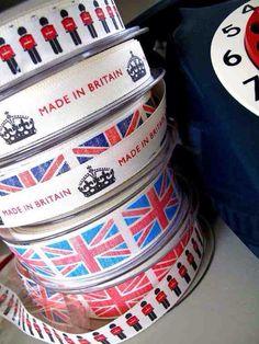 Fab British trimmings #buybritishbrands #madeinbritain