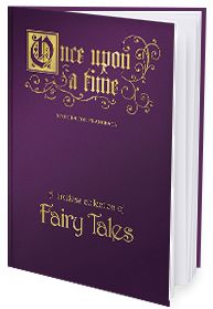 Personalised Collection of Fairy Tales From £29.99