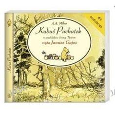 Kubuś Puchatek - Książka Audio Na 1 Cd (Cd) - Alan Alexander Milne, Audiobooki w języku polskim <JASK>