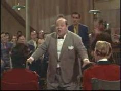 "Stubby Kaye as Nicely-Nicely sings ""Sit Down, You're Rockin' the Boat"" from ""Guys and Dolls"". This video is from the movie version of the musical. Stubby really rocks!"