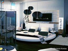 Sehen Sie sich mein #Innendesign 'Design Bedroom Malibu by C
