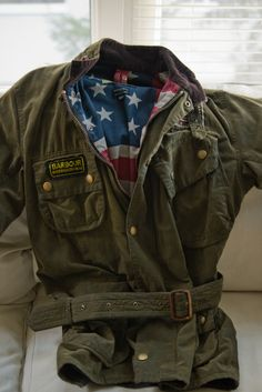 barbour rexton jacket