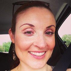 No make-up. Just my smile. #goodmorning - @melissazino- #webstagram