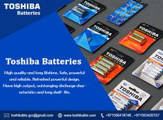 Toshiba Lithium Coin Battery Toshiba Battery Safety Battery Bank