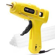 Hot Glue Gun Ryobi ONE 18 V LED Battery Indicator All Purpose Heavy Duty Crafts