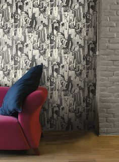 #kainternational, #urbanchic, #wallpaper