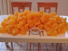 Ever wonder what 100lbs of fat looks like? What great motivation!