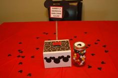 Mickey Mouse guessing game.  See more Mickey Mouse birthday party and kids birthday party ideas at www.one-stop-party-ideas.com